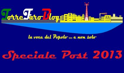 Torre Faro Blog – Speciale Post 2013