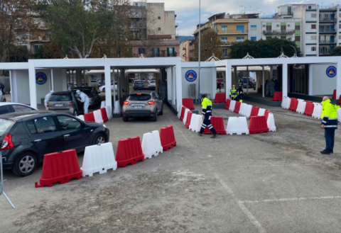 Oggi all'ex Gasometro la campagna di screening Covid–19 per l'Evemero da Messina
